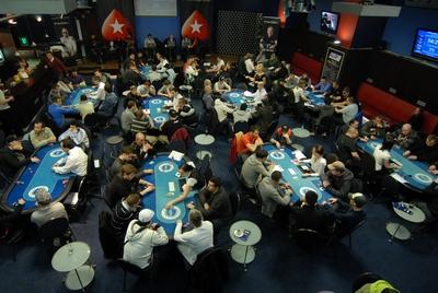 """""""Eureka"""" pokerio kovos"""
