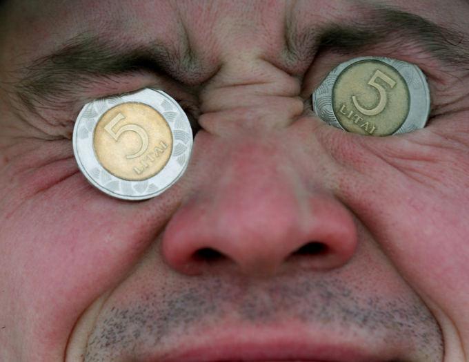 BFL/Sauliaus Žiūros nuotr./Pinigai