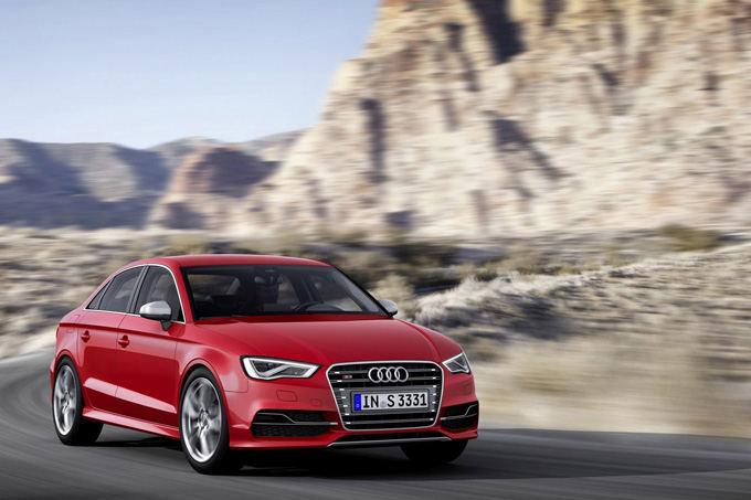 Gamintojo nuotr./Audi S3 sedanas