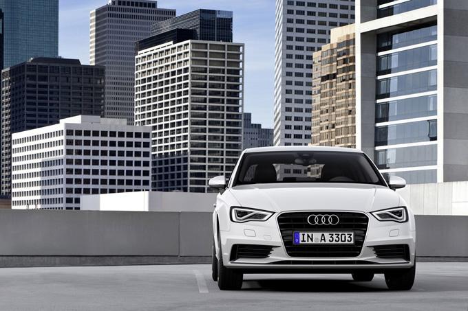 """""""Audi A3"""" sedanas"""