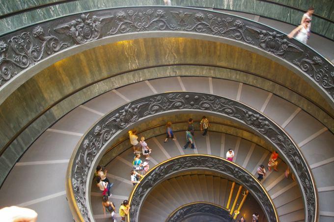 M.Čijauskaitės nuotr./Vatikano muziejai