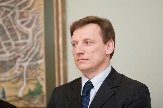 Juliaus Kalinsko/15min.lt nuotr./STT generalinio direktoriaus pavaduotojas Romas Zienka