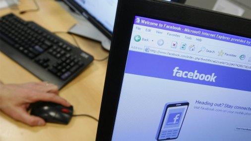 В Facebook завелся вирус, прикидывающийся сообщением от друзей