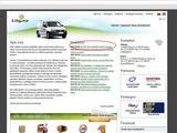 """Nuotrauka iš interneto/Įmonės """"Litgina"""" puslapyje nuotrauka buvo įdėta tarp naujienų"""