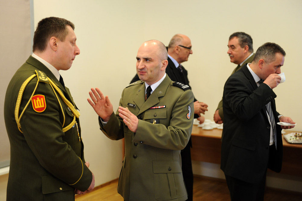 Poland's missile defense system may become regional project