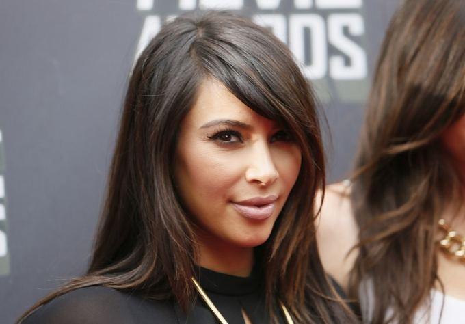 Scanpix nuotr. / Kim Kardashian