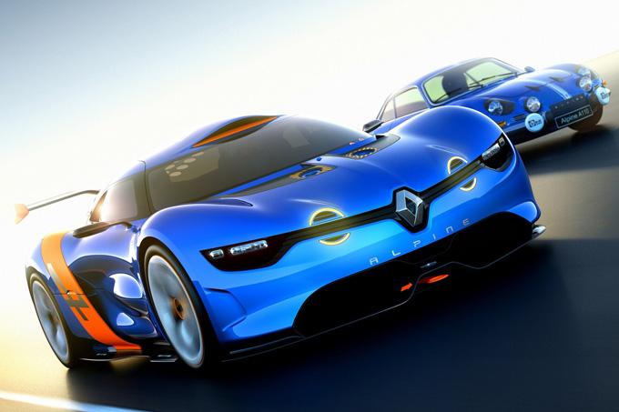 """Renault-Alpine A110-50"""