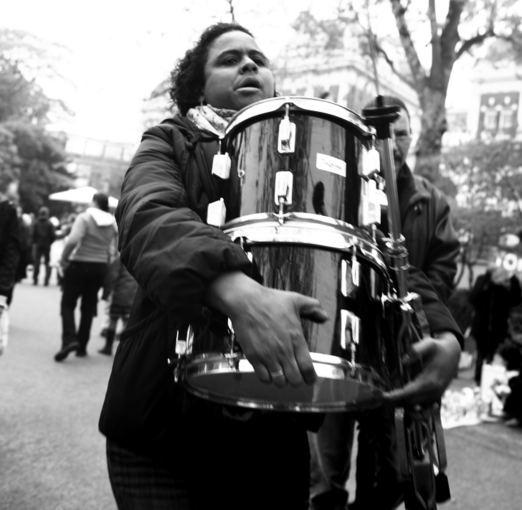 Leono Juodvalkio nuotr./Karalienės diena Amsterdame