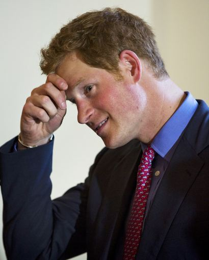 """""""Reuters""""/""""Scanpix"""" nuotr./Didžiosios Britanijos princas Harry"""