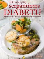 """Knyga """"100 receptų sergantiems diabetu"""""""