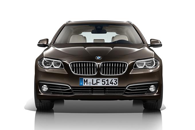 5 serijos BMW