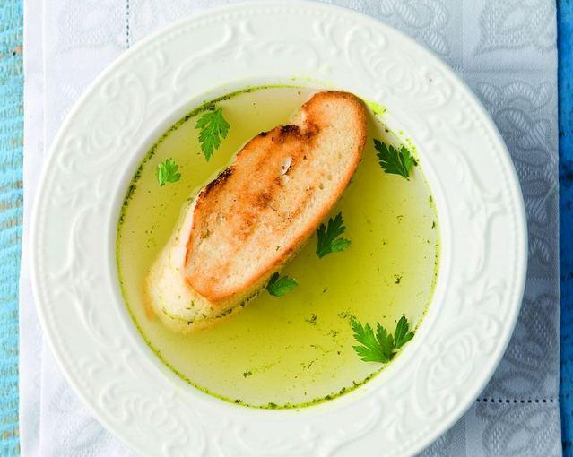 Vištienos sultinys - veiksmingiausias vaistas nuo peršalimo -