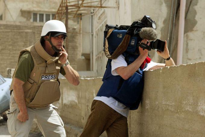 Žurnalistai Sirijoje