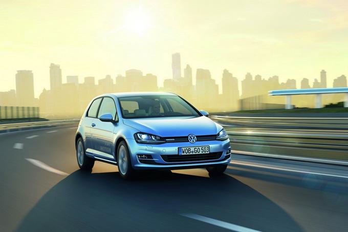 """""""Volkswagen Golf TDI BlueMotion"""""""