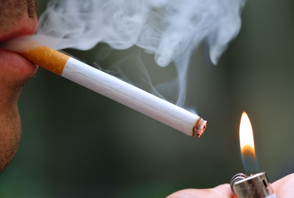 Фото курящих сигары