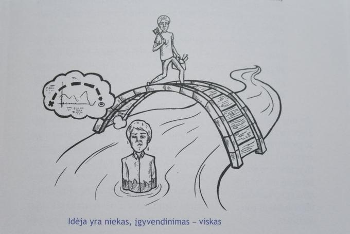 Ilja Laurso knygos iliustracija 1