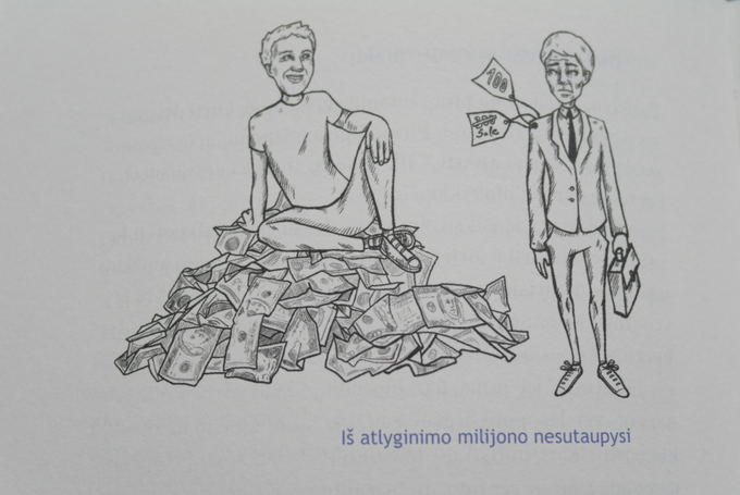 Ilja Laurso knygos iliustracija 2