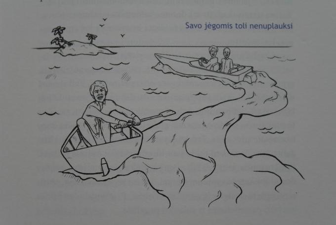 Ilja Laurso knygos iliustracija 3
