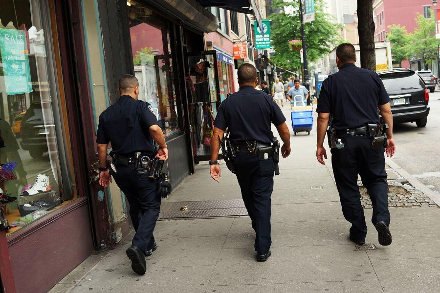 Niujorko policija