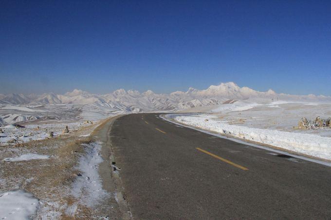 E.Nichols nuotr./5. Draugystės greitkelis Tibete