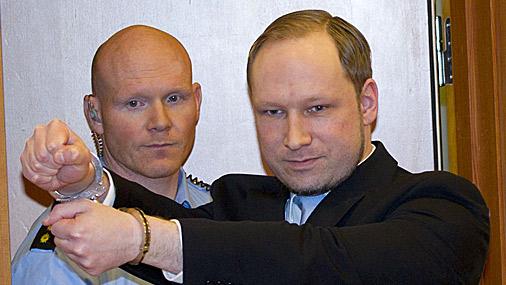 В Осло выставили на продажу квартиру Брейвика