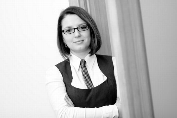 Nauja Lietuvos antipiratinės veiklos asociacijos (LANVA) vadovė advokatė Dina Adomavičiūtė