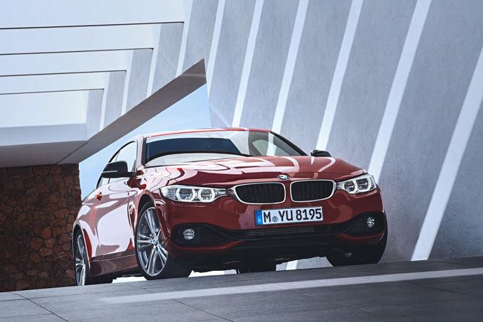 BMW nuotr./4 serijos BMW