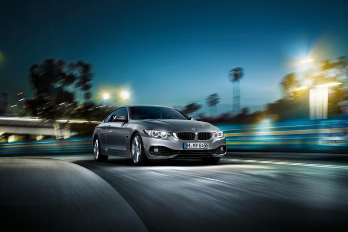 4 serijos BMW