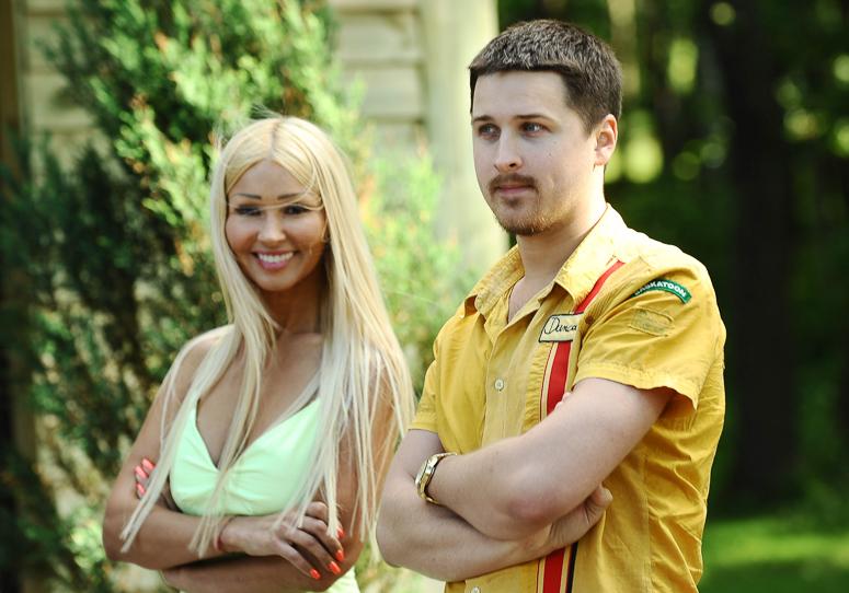 Diana Martinėlė ir Simonas Baitis