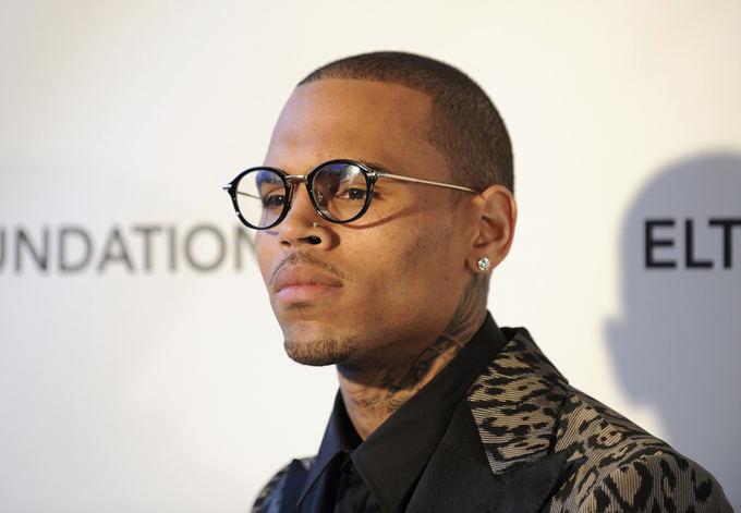 Scanpix nuotr. / Atlikėjas Chris Brown