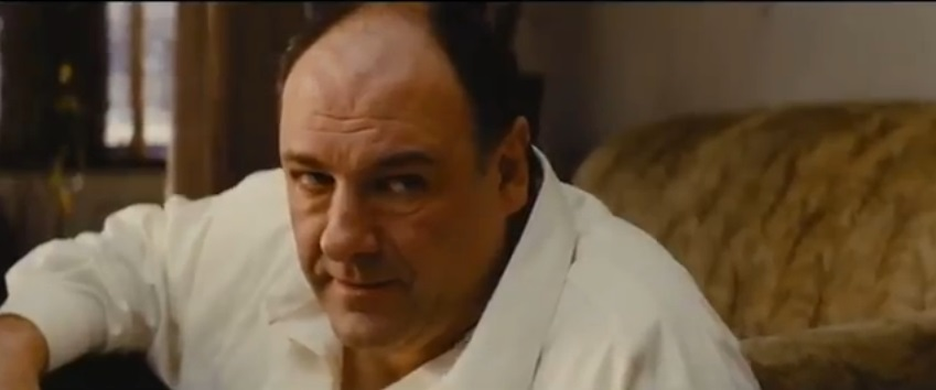 """Jamesas Gandolfini filme """"Violeta ir Deizi"""""""