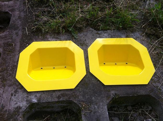 nuotr. Upės korys/Neries krantinės alaite atsirado 20 geltonų kėdučių