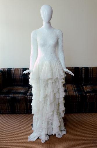Платье Валентинаса Кайриса
