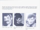 Policijos departamento nuotr./Įtariamieji Medininkų byloje Česlavas Mlinykas, Aleksandras Ryžkovas ir Andrejus Laktionovas
