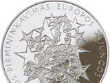 LB nuotr./Lietuvos pirmininkavimui ES Tarybai skirta moneta