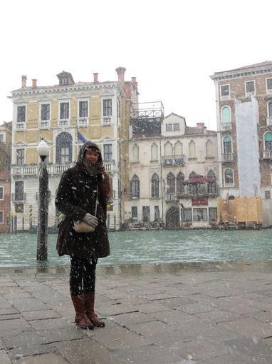 L.Svarauskaitės nuotr./Antra diena Venecijoje