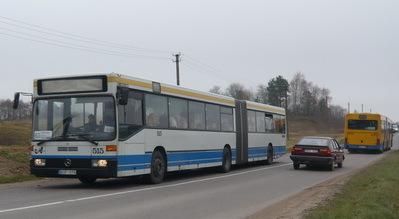 Sostinės viešojo transporto sistema