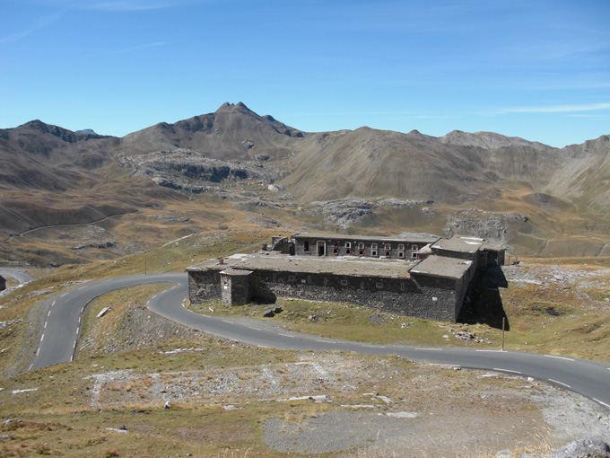Wikipedia.org nuotr./Col de La Bonette kelias