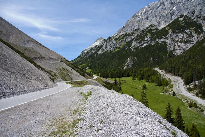 Wikipedia.org nuotr./Hahntennjah kelias