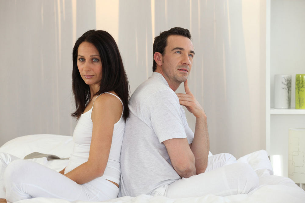 Почему мужья не хотят заниматься сексом