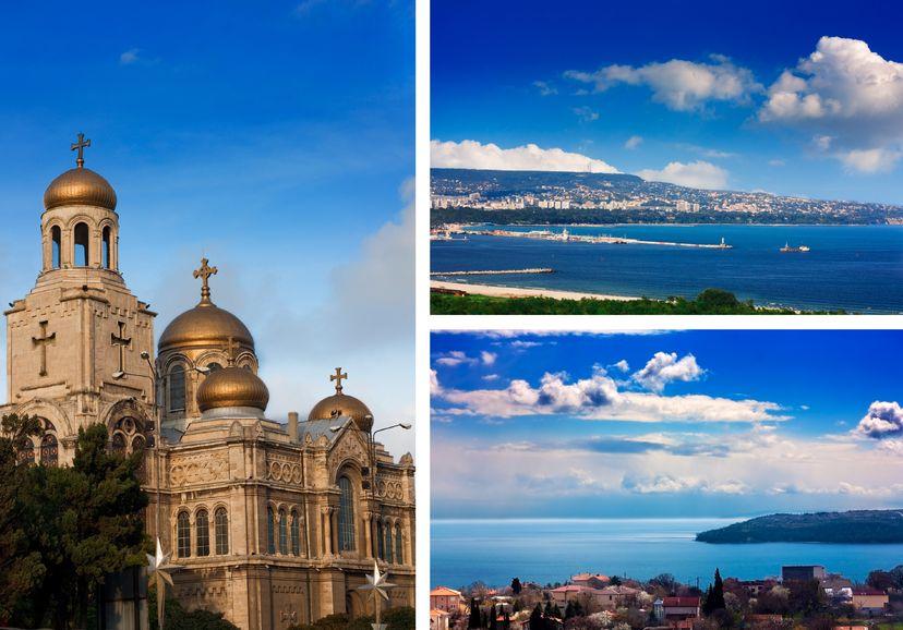 Varnos kurortas Bulgarijoje – vienas populiariausių visoje Juodosios jūros pakrantėje