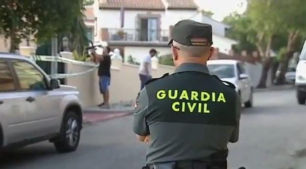 Ispanijos pareigūnas.