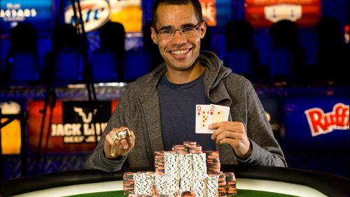 Anthony Greggas / wsop.com nuotr.