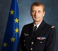 Europos Sąjungos karinio komiteto pirmininkas generolas Patrickas de Rousiersas