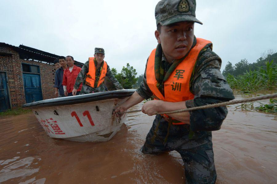 Kinijos gelbėtojai
