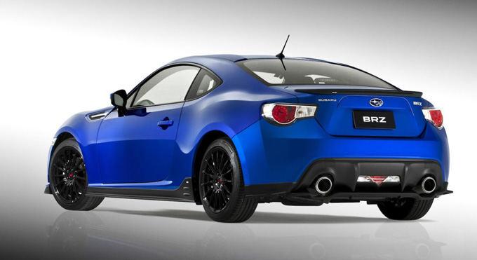 Subaru nuotr./Subaru BRZ S
