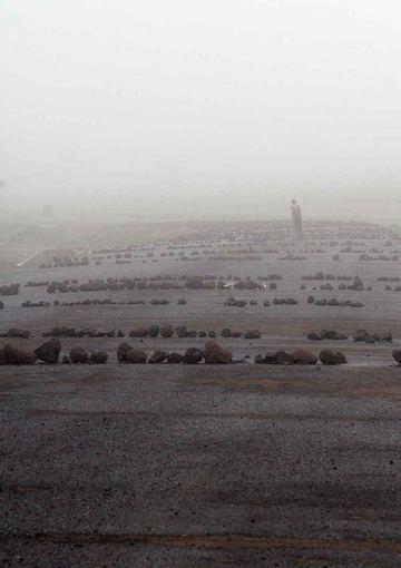 Evelinos ir Karolio nuotr./Kinų statomas kelias į Etiopiją  nepabaigtas ir nežinia ar kada bus užbaigtas.