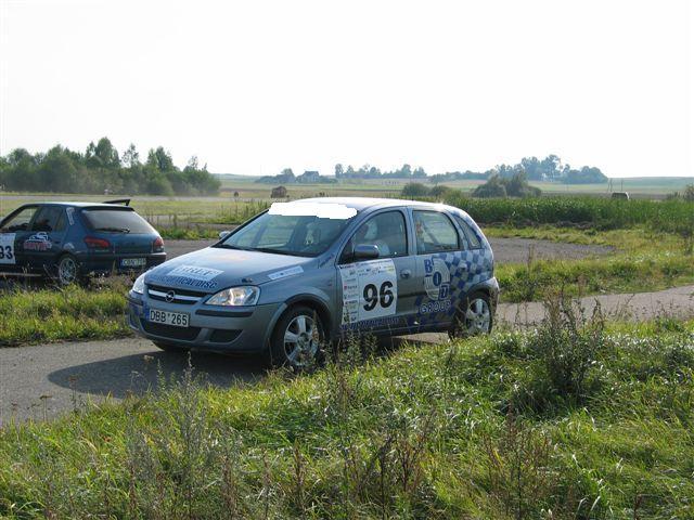 (asmeninio archyvo nuotr.)/Opel Corsa automobilis, kurį padovanojo Vidmantas Janulevičius