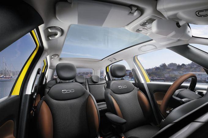 (Fiat nuotr.)/Fiat 500L Trekking