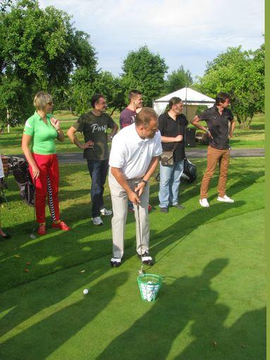 LSŽF nariai golfo aikatyne
